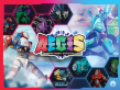 A.E.G.I.S: Combining Robot Strategy Game